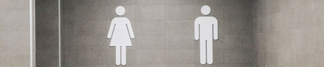 Get the best Bathroom Signs in Michigan, US