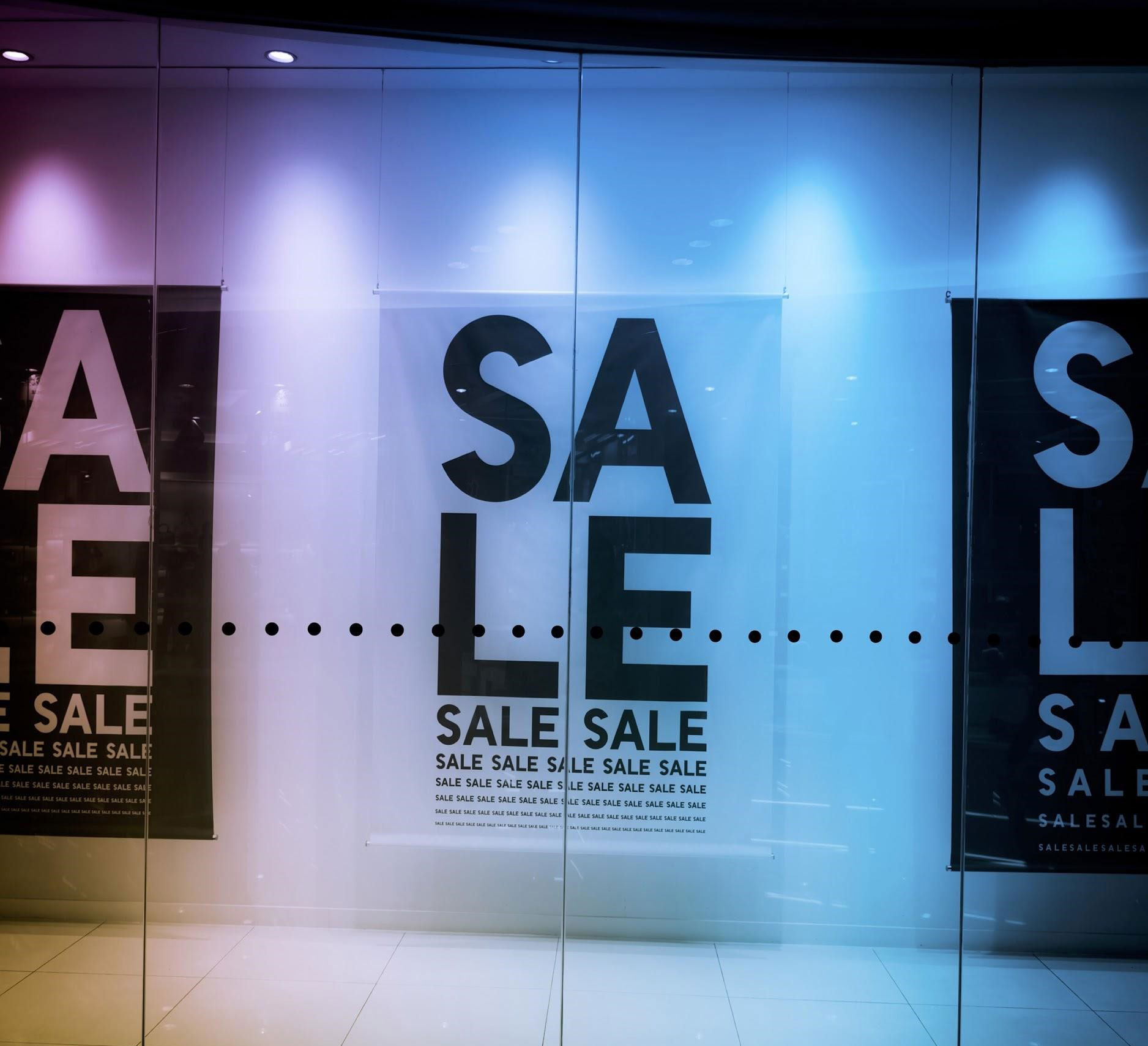Sale Banner By Michigan Custom Signs