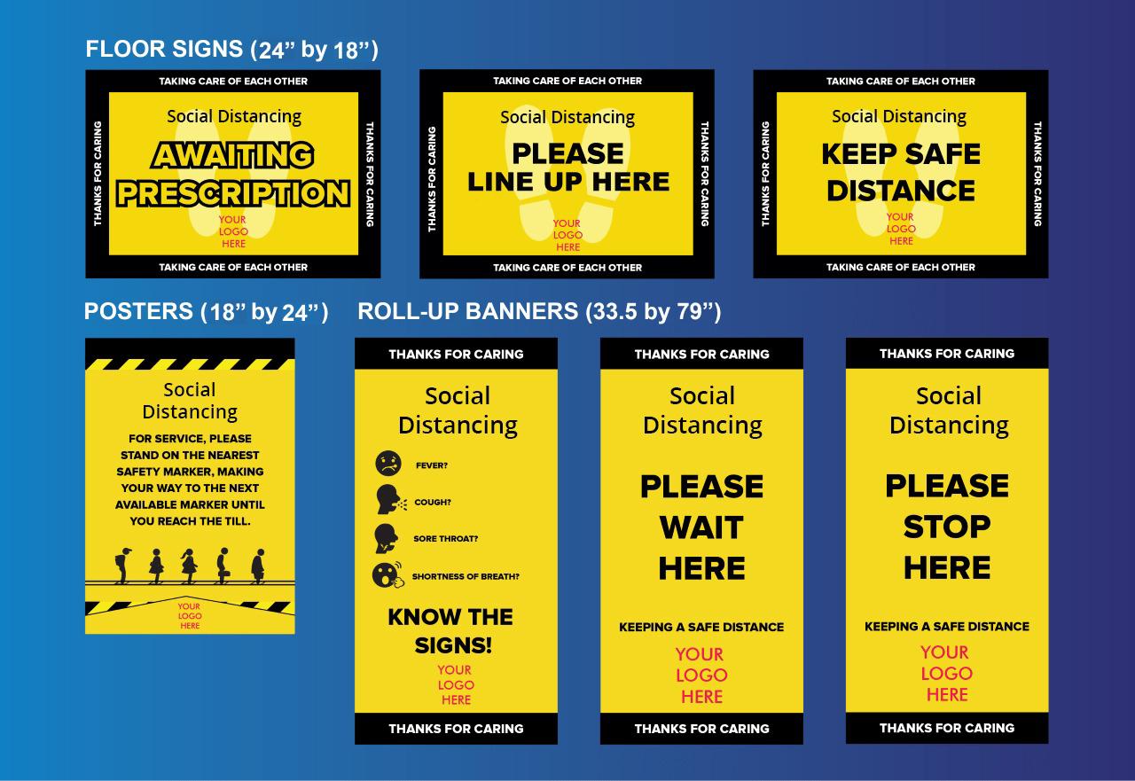 Graphics Brochure By Michigan Custom Signs